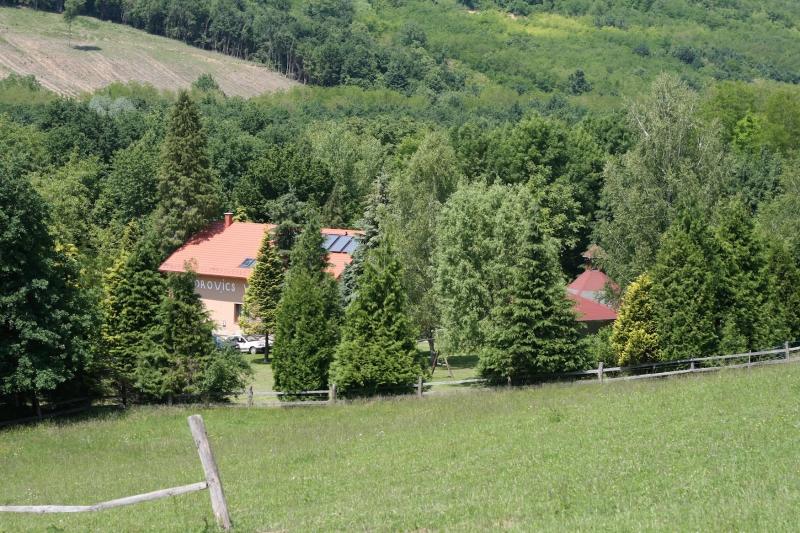 Borovics Vendégház Csörnyeföld