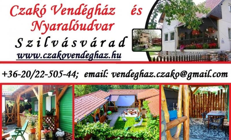 Czakó Vendégház & Nyaralóudvar Szilvásvárad