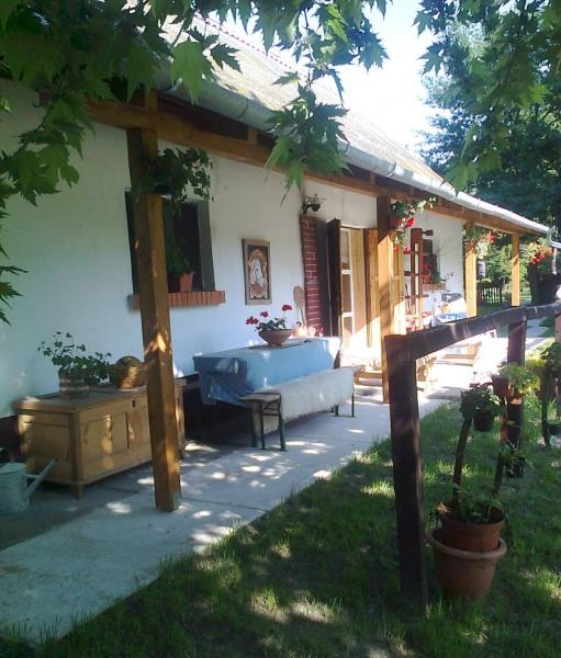 Garzó Tanya Vendégház-Bugac