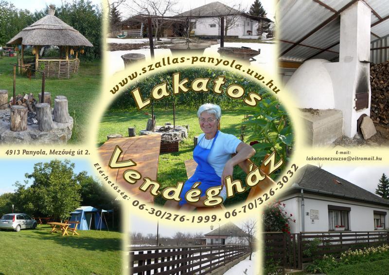 Lakatos Vendégház-Panyola