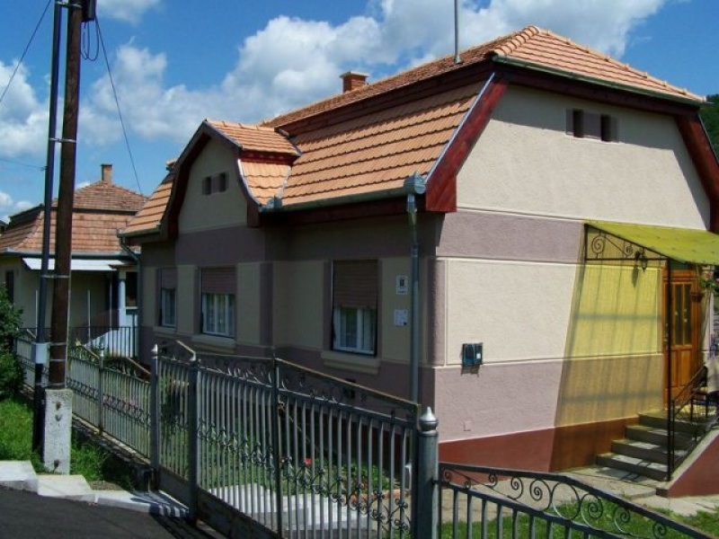 Matula ház -Benczúrfalva (Szécsény)