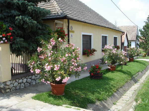 Muskátlis ház