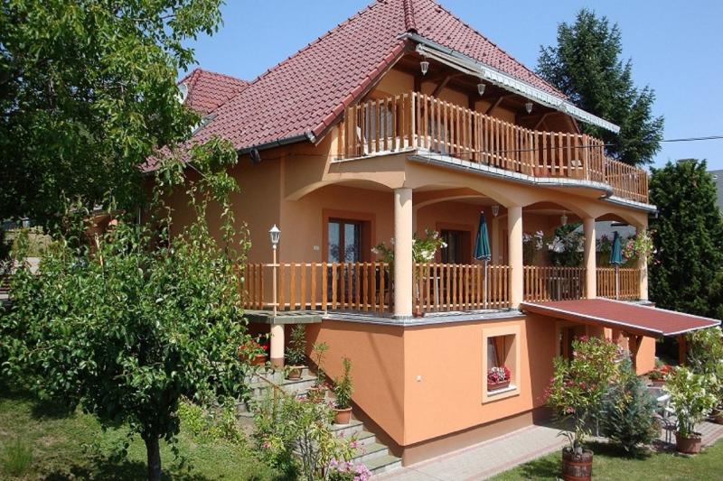 Orsolya Vendégház-Balatongyörök