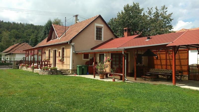 Patakparti Vendégház Erdőhorváti