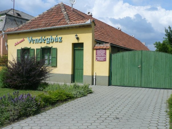 Schmuck Vendégház