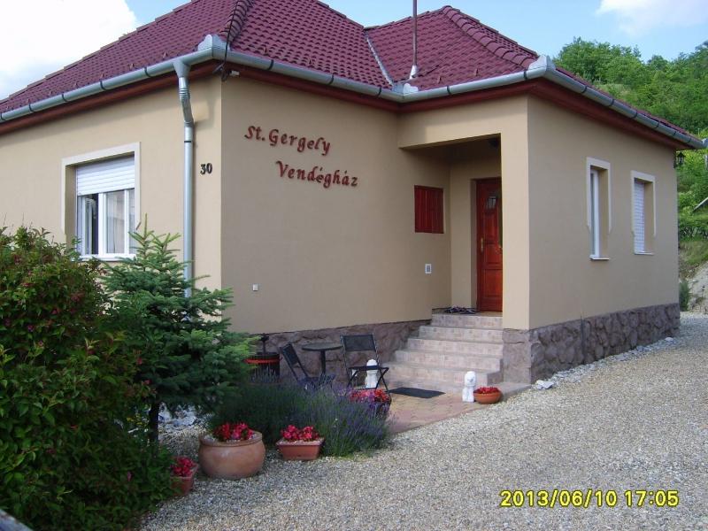 St. Gergely Vendégház Egerszalók