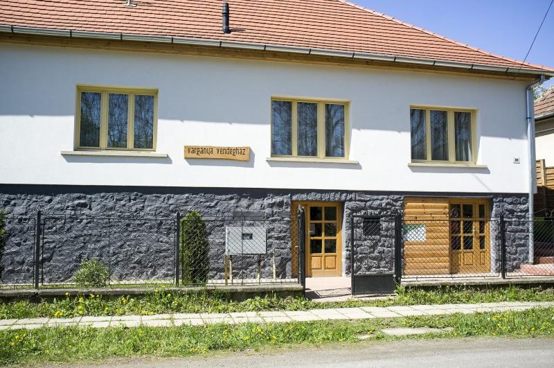 Vargánya Vendégház Somoskőújfalu