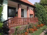 Attila vendégház-Ebes