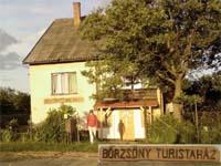 B�rzs�ny turistah�z-Borsosber�ny