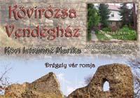 Kövirózsa Vendégház-Drégelypalánk
