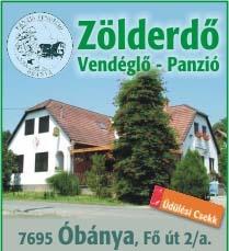 Z�lderd� Panzi� Vend�gl�-�b�nya